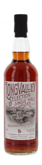 Balmenach Long Valley Selection