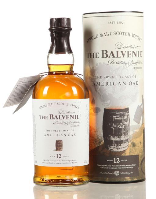 Balvenie American Oak - Sweet Toast