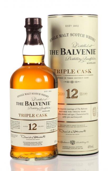 Balvenie Triple Cask 40%