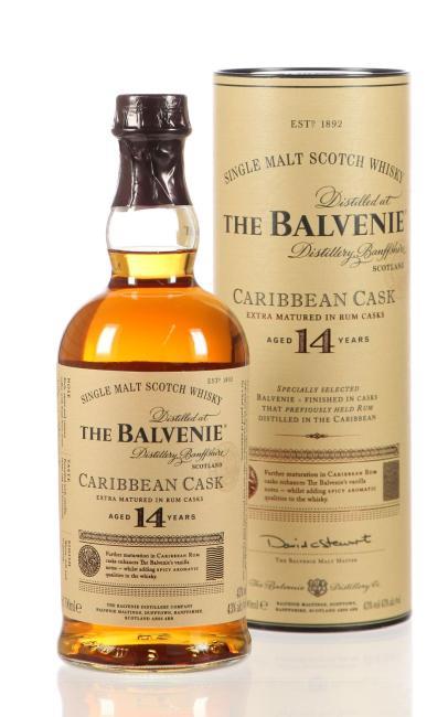 Balvenie Caribbean Cask