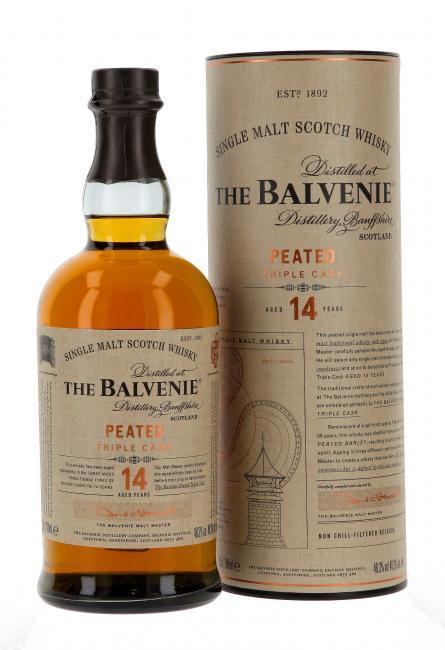 Balvenie Peated Triple Cask