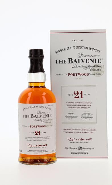 Balvenie Port Wood