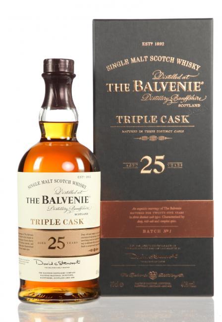 Balvenie Triple Cask