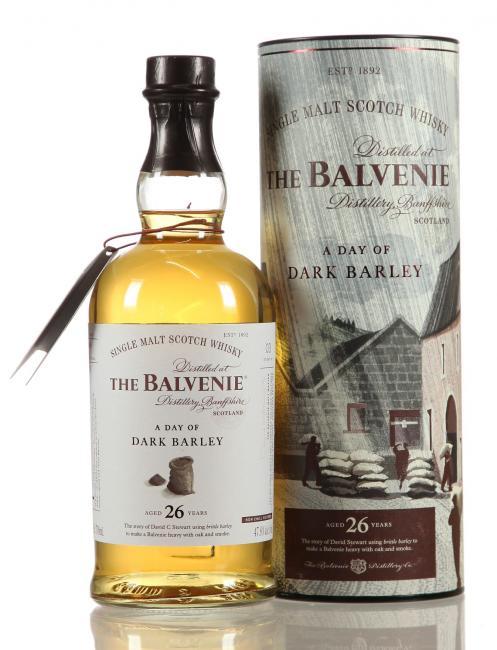 Balvenie Dark Barley