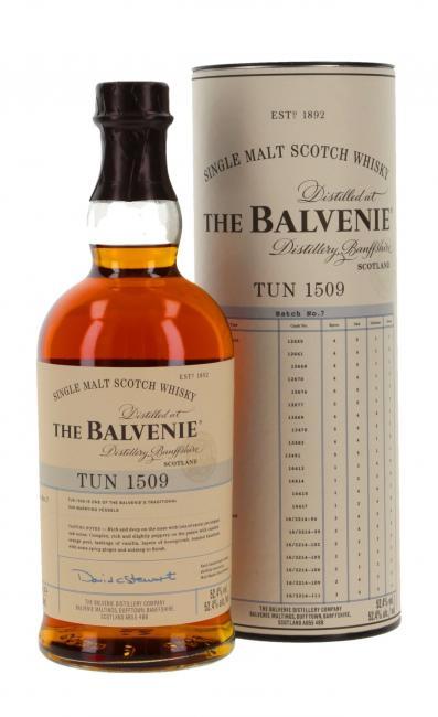 Balvenie Tun 1509 Batch 7