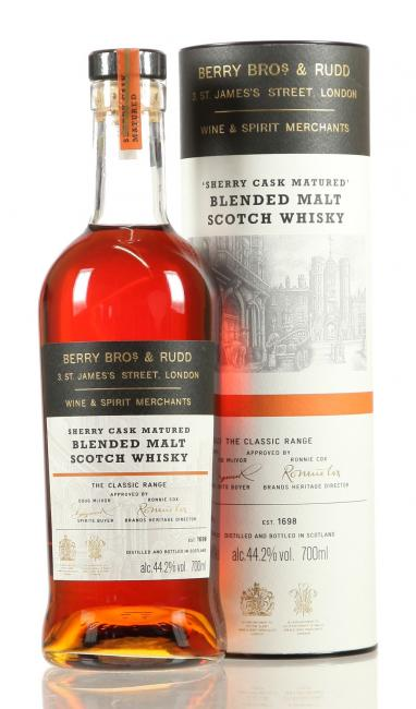 Berry Bros. & Rudd Sherry
