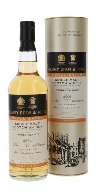 Berry Bros. & Rudd Orkney
