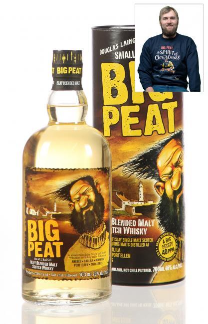 Big Peat inkl. Pullover M