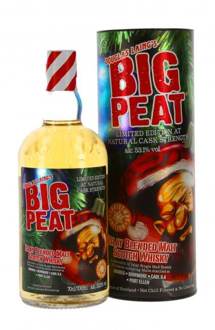 Big Peat Christmas Edition