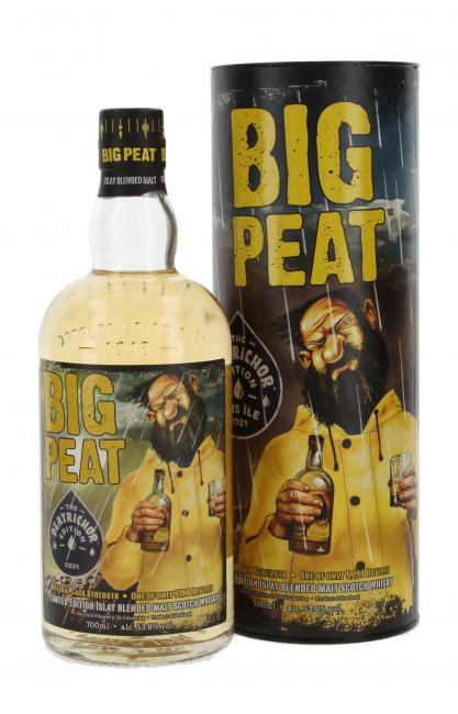 Big Peat Peatrichor