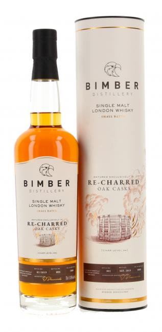 Bimber Re-Charred