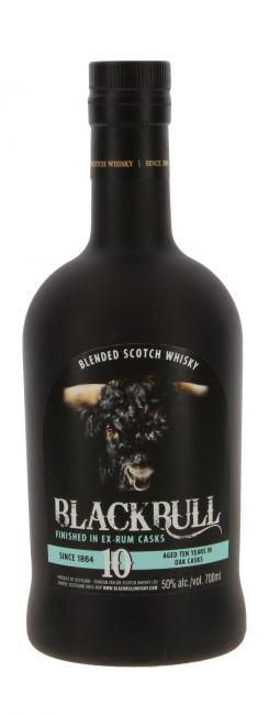 Black Bull Rum Finish