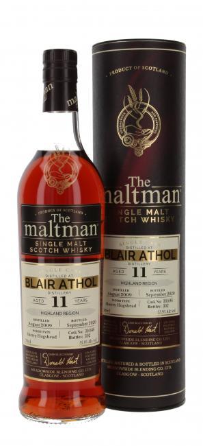 Blair Athol The Maltman