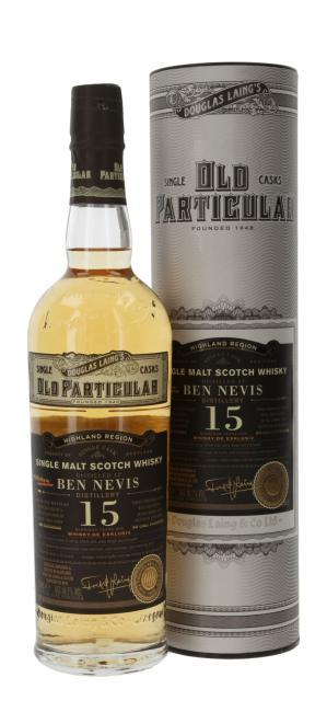 Ben Nevis Old Particular  'Whisky.de exklusiv'