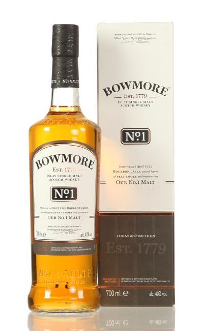 Bowmore No. 1