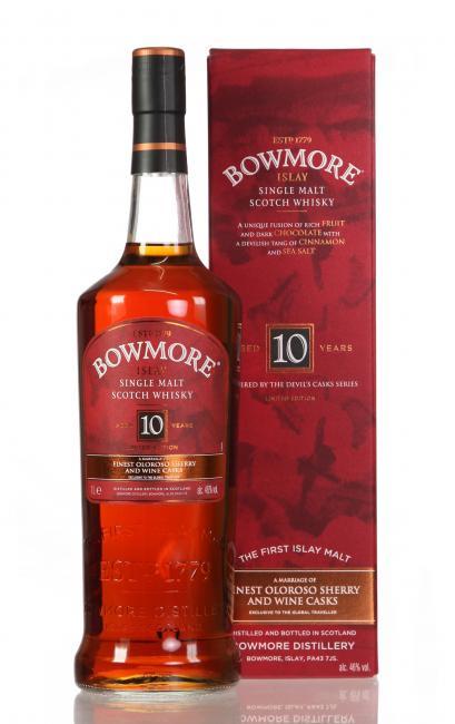 Bowmore 46%