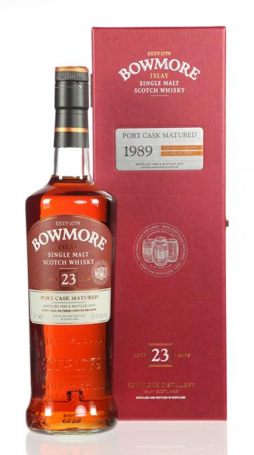 Bowmore Port Cask