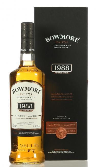 Bowmore Vintage Edition