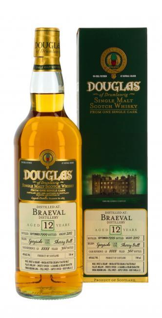 Braeval Douglas of Drumlanrig