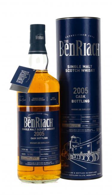Benriach Sauternes 'Whisky.de exklusiv'