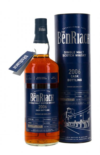 Benriach PX Puncheon 'Whisky.de exklusiv'