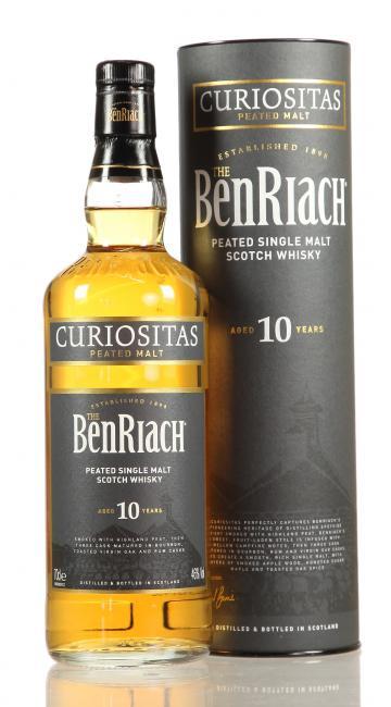 Benriach Curiositas