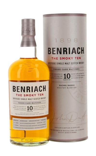 Benriach The Smoky Ten
