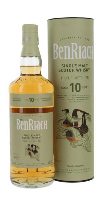 Benriach Triple Distilled