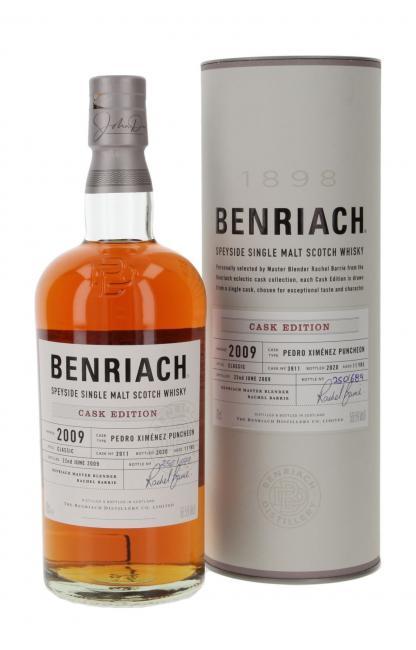 Benriach Cask Edition