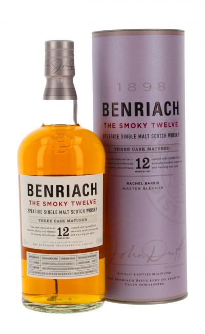 Benriach The Smoky Twelve