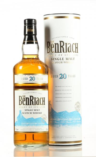 Benriach Blue Label