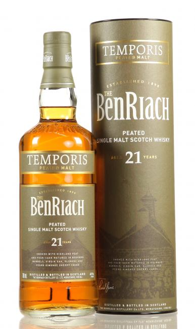 Benriach Temporis Peated Malt