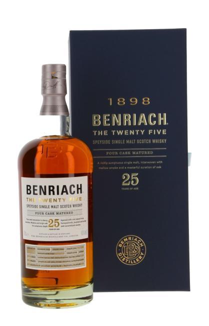 Benriach The Twenty Five