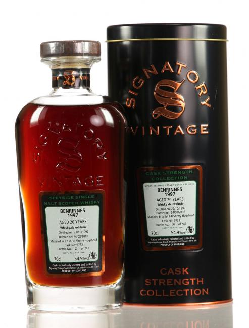 Benrinnes 'Whisky.de exklusiv'