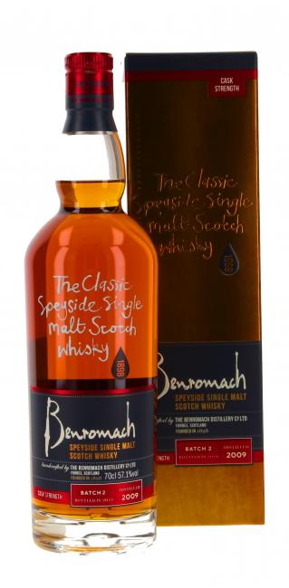 Benromach Cask Strength - Batch 2