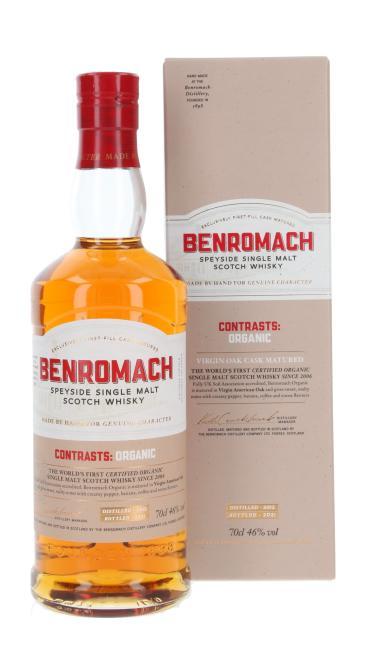 Benromach Organic