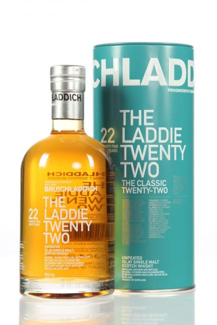 Bruichladdich The Laddie Twenty Two