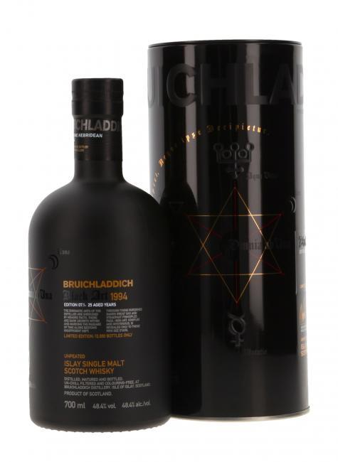 Bruichladdich Black Art 07.1