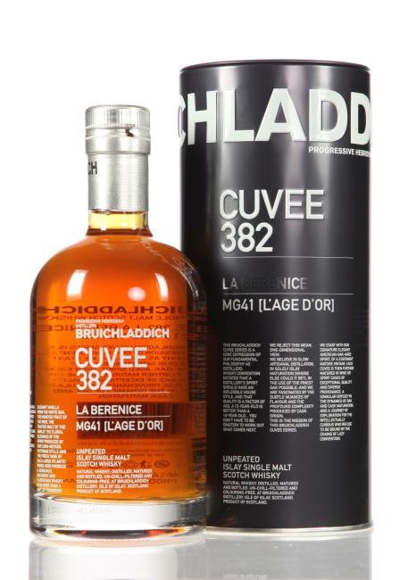 Bruichladdich Cuvee 382 La Berenice