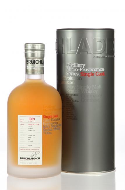 Bruichladdich Bourbon Madeira Micro Provenance