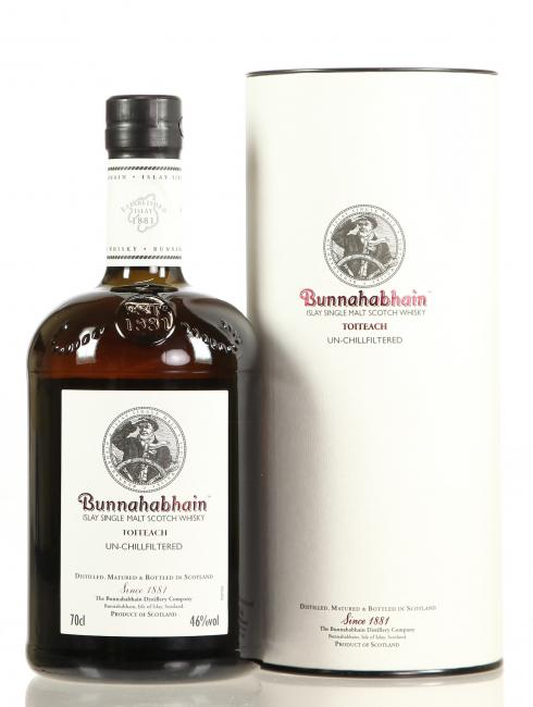 Bunnahabhain Toiteach