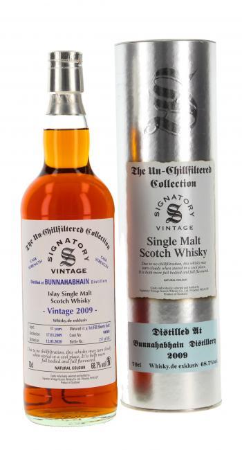 Bunnahabhain 'Whisky.de exklusiv'