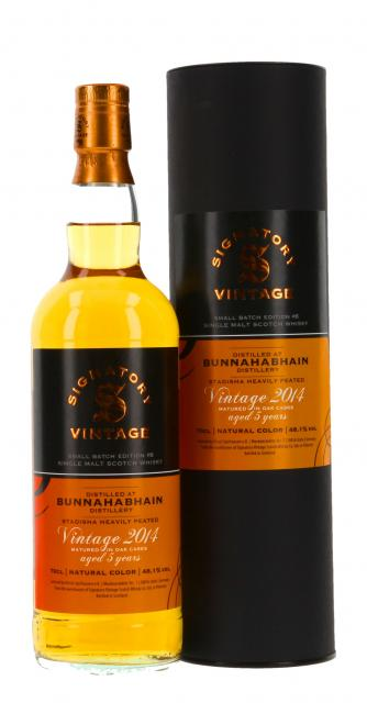 Bunnahabhain-Staoisha Small Batch No. 6