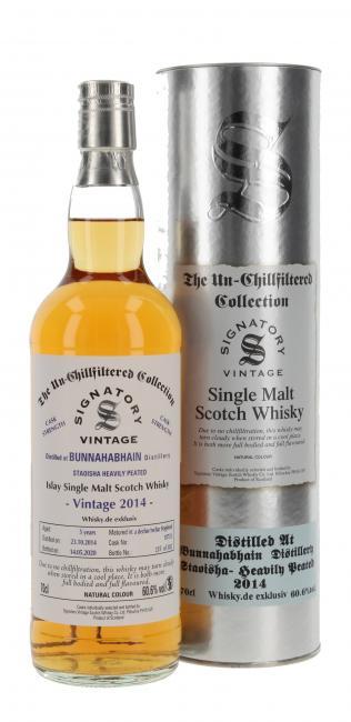 Bunnahabhain-Staoisha 'Whisky.de exklusiv'