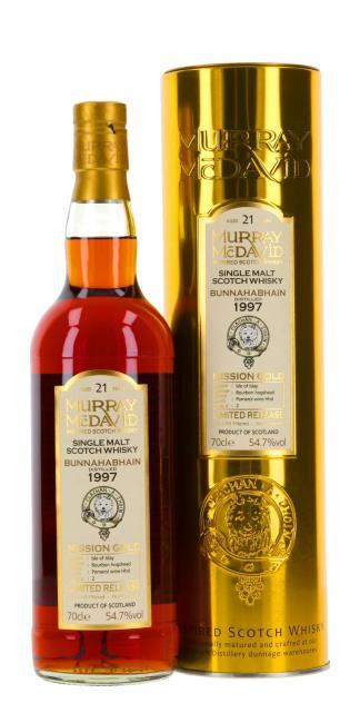 Bunnahabhain Pomerol Wine Casks