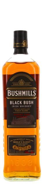 Bushmills Black Bush inkl. gratis Tumbler Bushmills mit Untersetzer