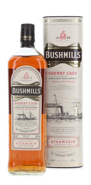 Bushmills Steamship Sherry Cask
