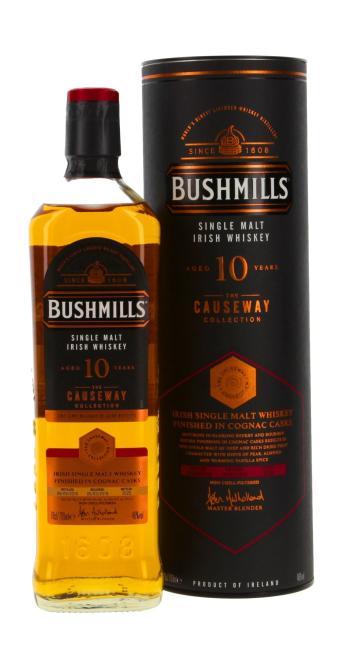 Bushmills Causeway Collection Cognac Cask