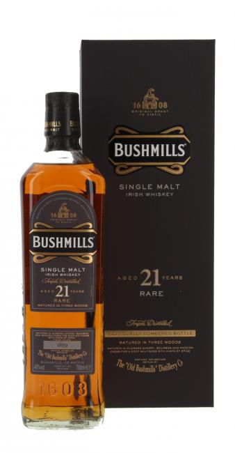 Bushmills Madeira Finish