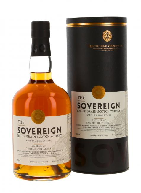 Cambus The Sovereign Single Grain